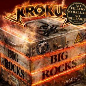 Krokus – 'Big Rocks' (January 27, 2017)