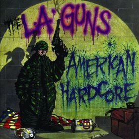 L.A. Guns CD cover