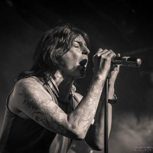 L.A. Guns live at the Fish Head Cantina in Halethorpe, Maryland, USA Concert Review