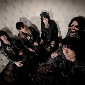 L.A. Guns release official statement over drummer Shane Fitzgibbon's departure from the band