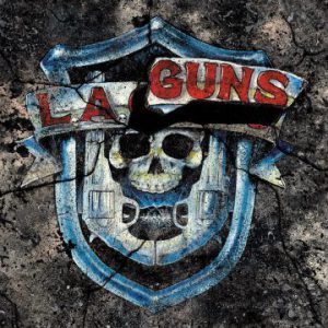 L.A. Guns – 'The Missing Peace' (October 6, 2017)