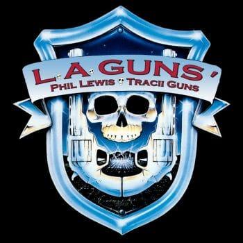 LA Guns poster