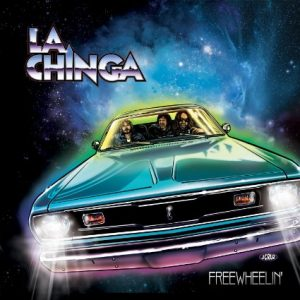 La Chinga CD cover