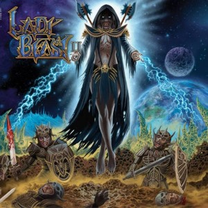 Lady Beast II cover 2