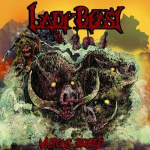 Lady Beast – 'Vicious Breed' (Early 2018)