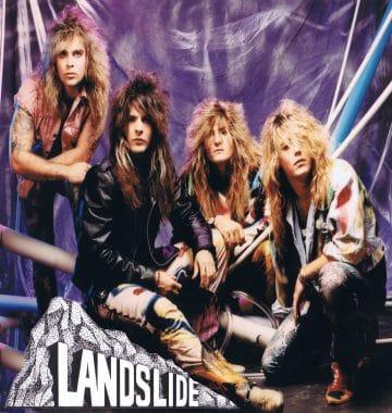 Landslide Is Hard Rock Bad Reputation More Sleaze Roxx - 18 most cringeworthy album covers ever