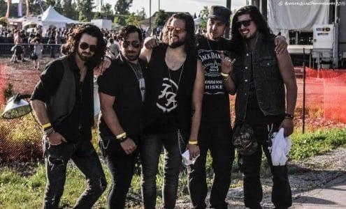Last Bullet group photo