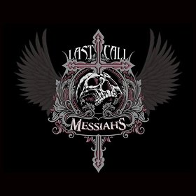 Last Call Messiahs CD cover