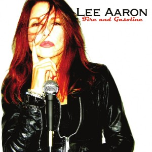 Lee Aaron CD cover