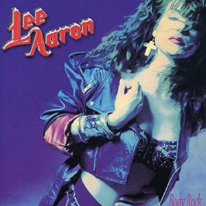 Lee Aaron reminisces on 30th year anniversary of the release of 'BodyRock' album