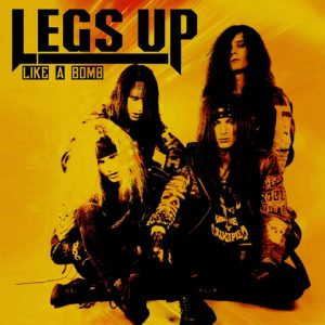 Legs Up CD cover