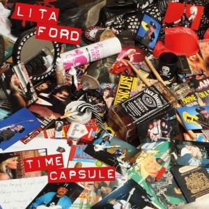 Lita Ford CD cover