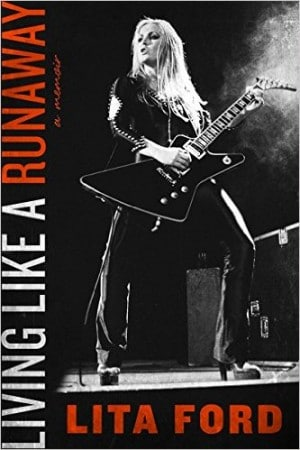 Lita Ford book photo