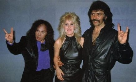 lita ford and tony iommi relationship