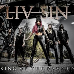 "Liv Sin release video for ""King Of The Damned"""