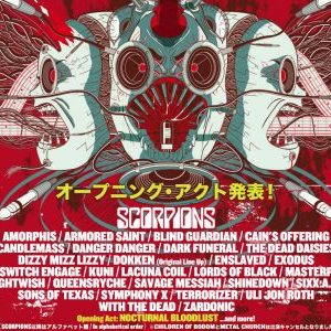 Dokken's classic line-up to play Loud Park in Japan in October 2016