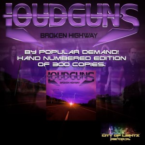 Loudguns CD cover