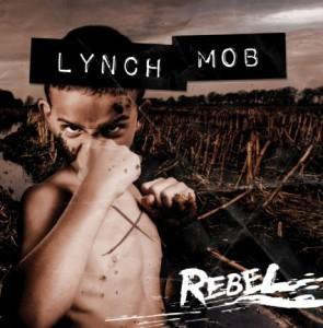 Lynch Mob - Rebel CD cpover