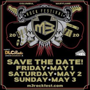 Sleaze Roxx predicts the bands that will be playing the M3 Rock Festival's 12th edition from May 1 to 3, 2020
