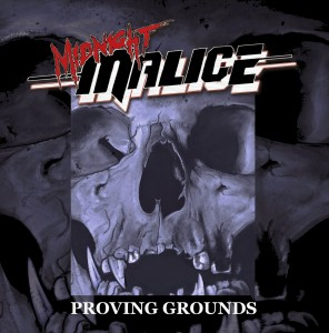 MIdnight Malice CD cover