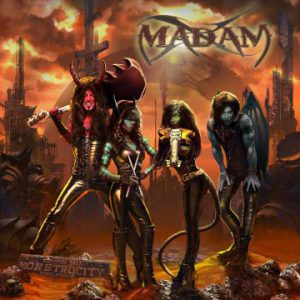Madam X – 'Monstrocity' (October 31, 2017)