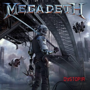 Megadeth CD cover