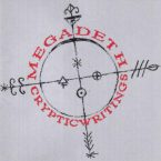 Megadeth: 'Cryptic Writings'