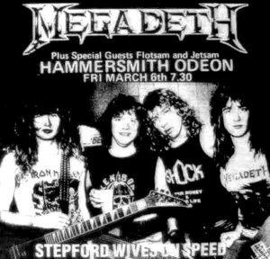 Megadeth photo