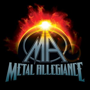 Metal Allegiance CD cover 2