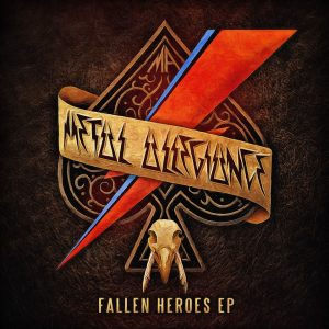 Metal Allegiance EP cover