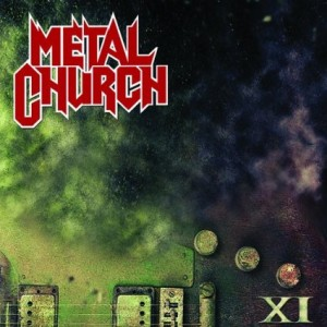 Metal Church CD cover