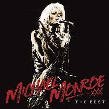 Michael Monroe 'The Best' compilation with unreleased songs to be