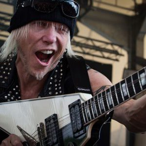 Michael Schenker opines that Klaus Meine carrying the Scorpions and only artist in the band