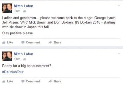 Mitch Lafon post