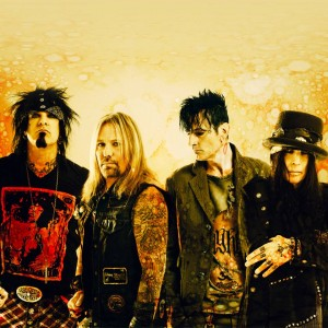 Motley Crue photo