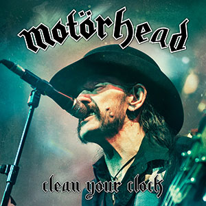 Motorhead CD cover