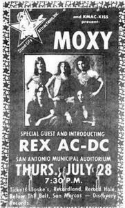 Moxy poster