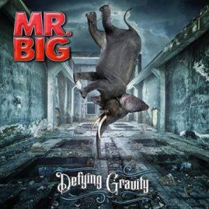 Mr. Big – 'Defying Gravity' (July 7, 2017)