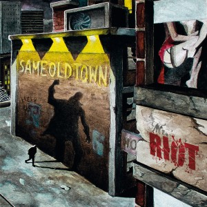 Mr. Riot CD cover