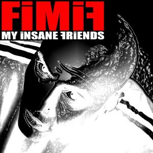 My Insane Friends CD cover 2