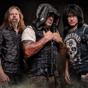 "Nitro featuring singer Jim Gillette and guitarist Michael Angelo Batio release lyric video for ""It Won't Die"""
