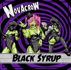 Novacrow CD cover