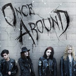 "Once Around release new single ""Devil Inside"" and sign with Born To Be Records"
