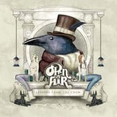 Open Air CD cover