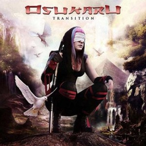 Osukaru CD cover