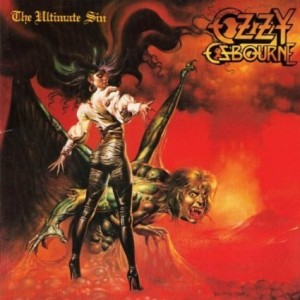 Ozzy CD cover