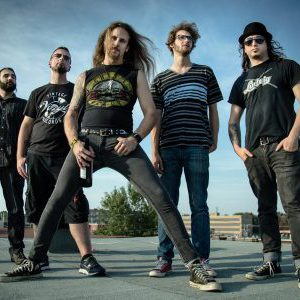"""Phoenix In Flames release video for """"Steering The Wreck"""""""