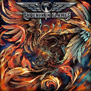 Phoenix In Flames – 'Phoenix In Flames' (October 26, 2019)