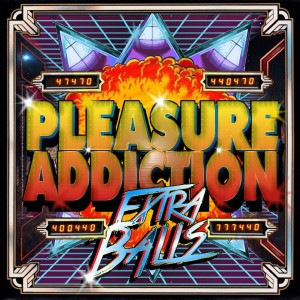 Pleasure Addiction CD cover