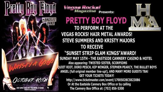 Pretty Boy Floyd poster